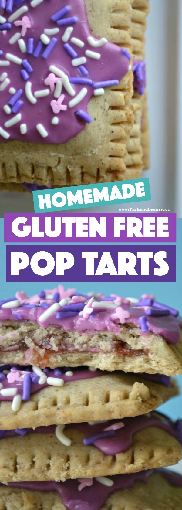 These homemade gluten free PopTarts are just as you remembered them to taste like from your childhood!