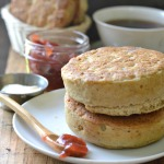 Yeasted Skillet Muffins