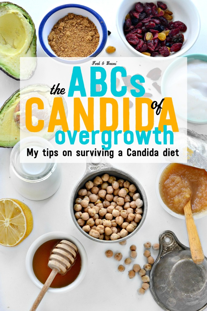 The ABCs of Candida - Fork and Beans