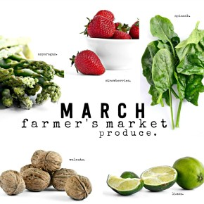 What's In Season for March
