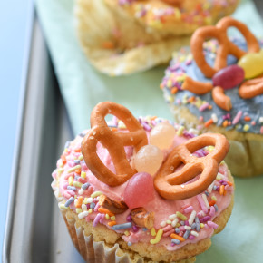 Gluten Free Butterfly Cupcakes