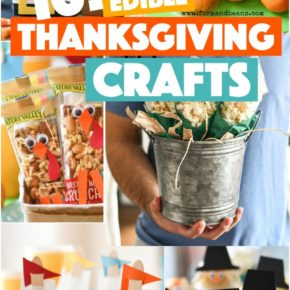 Edible Thanksgiving Crafts